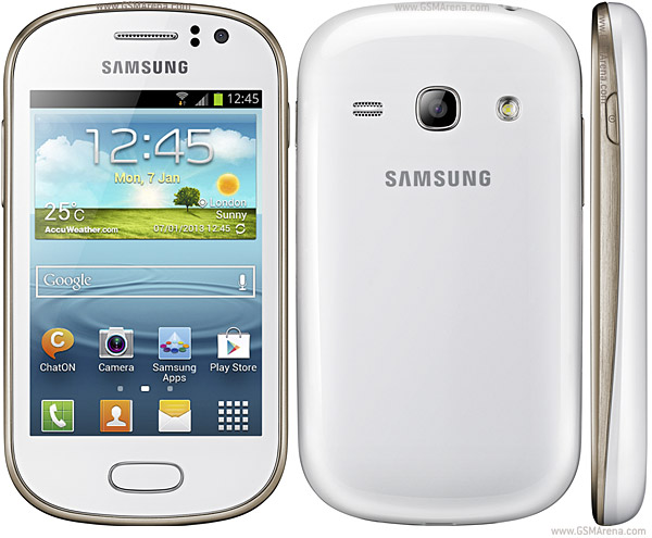 Samsung Galaxy Fame S6810 pictures  official photos