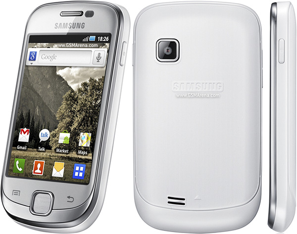 Samsung Galaxy Fit S5670 pictures  official photos