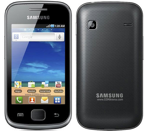 Samsung Galaxy Gio S5660 pictures  official photos
