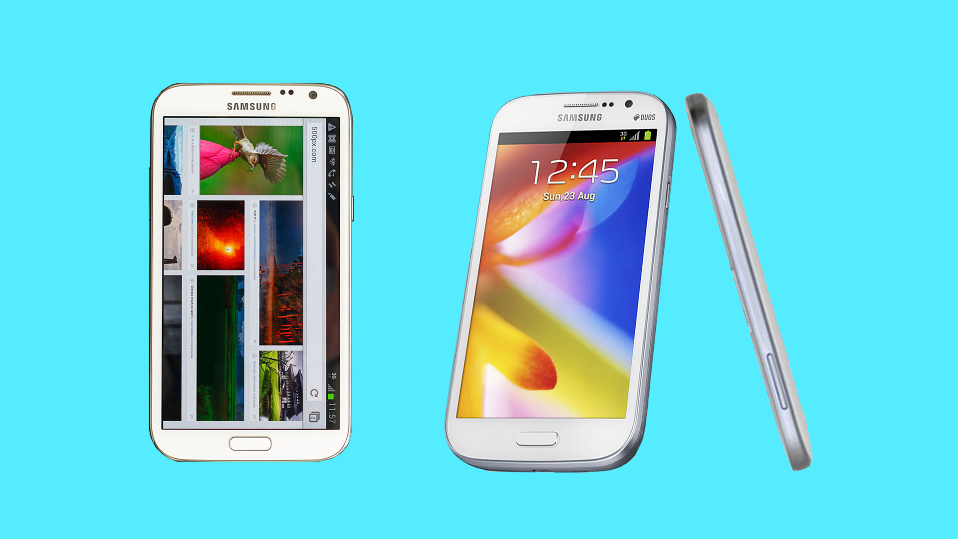 Samsung Galaxy Grand I9080 rumor release date 2013   Pagegadget