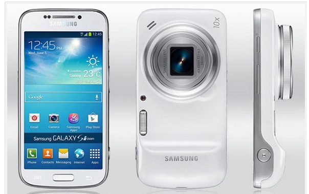 Samsung Galaxy K Zoom Aims to Attract Photographers