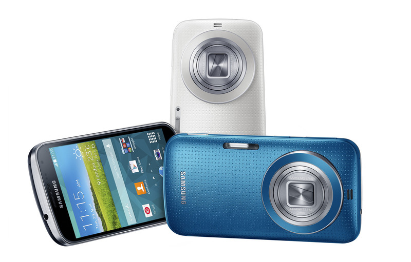 Samsung Galaxy K Zoom   Android Central