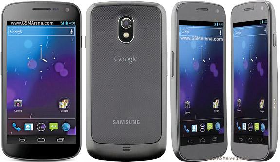 Samsung Galaxy Nexus I9250M pictures  official photos
