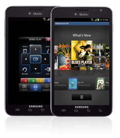 Features   T Mobile Cell Phones SGH T879   Samsung Cell Phones