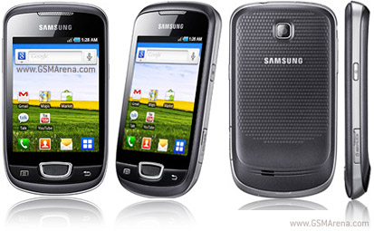 Samsung Galaxy Pop i559 pictures  official photos