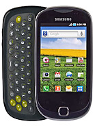Samsung Galaxy Q T589R   Full phone specifications