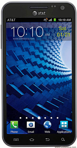Samsung Galaxy S II Skyrocket HD I757 pictures  official photos