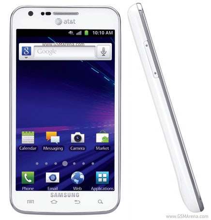Samsung Galaxy S II Skyrocket i727 pictures  official photos