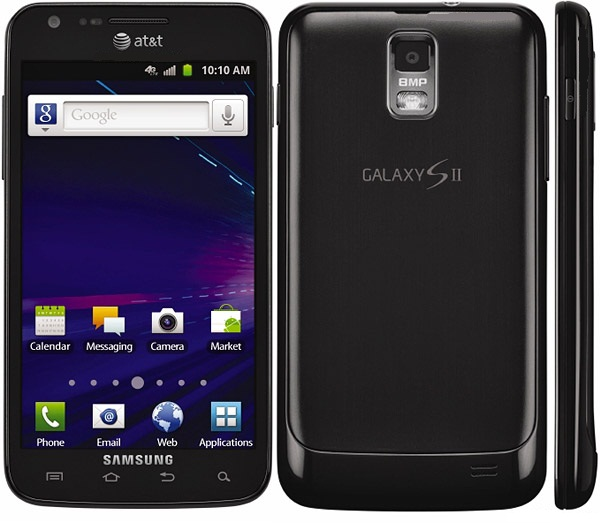 Samsung Galaxy S II Skyrocket i727 Full Specifications