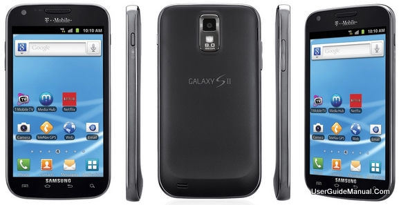 Samsung Galaxy S II User Manual  SGS2 SGH T989 T Mobile User Guide