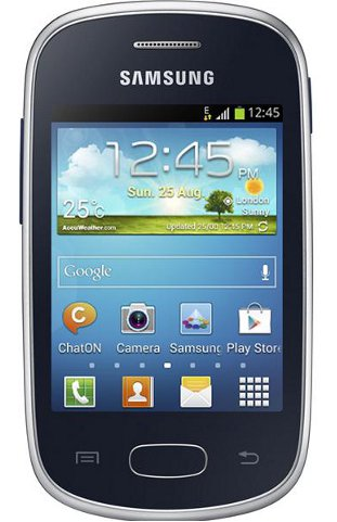 Gambar Samsung Galaxy Star S5282