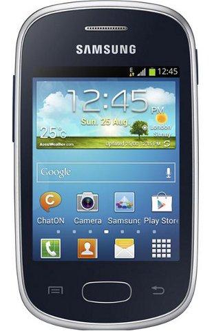 Review Samsung Galaxy Star S5282 lengkap