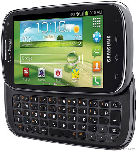 Samsung Galaxy Stratosphere II I415 pictures  official photos