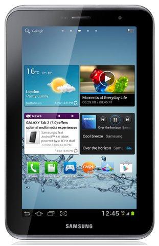 Samsung Galaxy Tab 2 7 0 Price in India   P3100  16GB