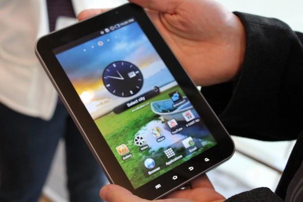 4G LTE enabled Samsung Galaxy Tab Coming On Verizon Wireless