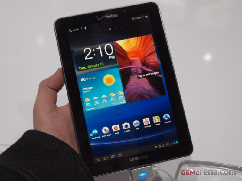 Samsung Galaxy Tab 7 7 LTE I815 specifications   smartphones
