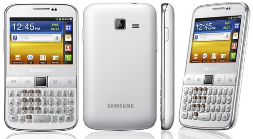 Samsung Galaxy Y Pro B5510 in Malaysia Price  Specs Review