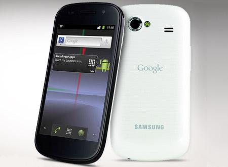 Samsung Google Nexus S i9020A phone photo gallery  official photos