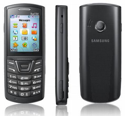 Samsung Guru Dual 35  E2152  Dual SIM Mobile Phone Launched   Rs
