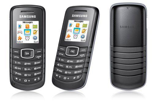 Samsung Guru E1081T   Specs and Price   Phonegg