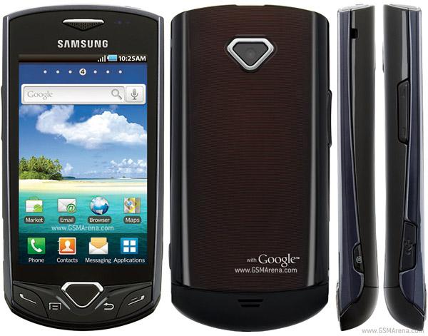 Samsung I100 Gem pictures  official photos