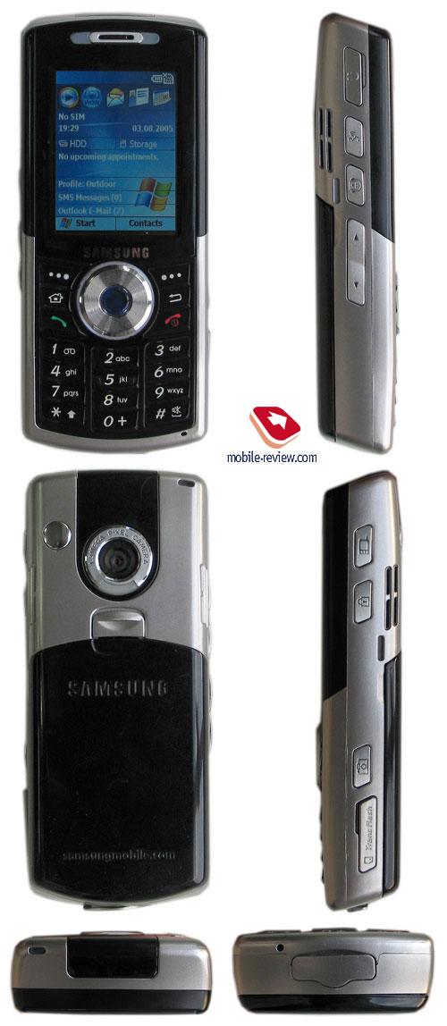 Mobile review com Review GSM smartphone Samsung i300