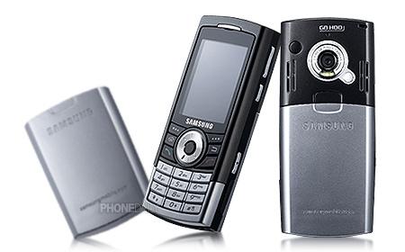 Samsung i310 with 8GB HD   2dayBlog