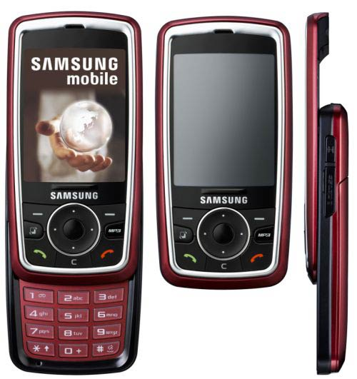 Samsung i400 phone photo gallery  official photos