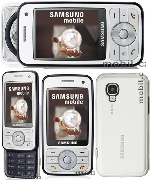 Samsung i450 Symbian phone   Unwired View