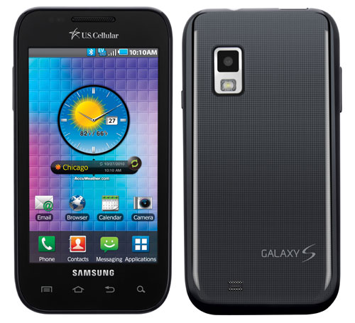 Samsung Showcase Galaxy S SCH I500 User Manual PDF Cellular South