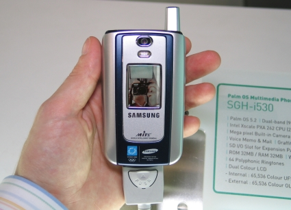 Samsung SGH i530 Palmphone gallery