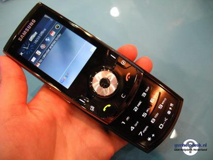 Samsung i560 BRAND NEW Warranty NSR   Tk  9 500