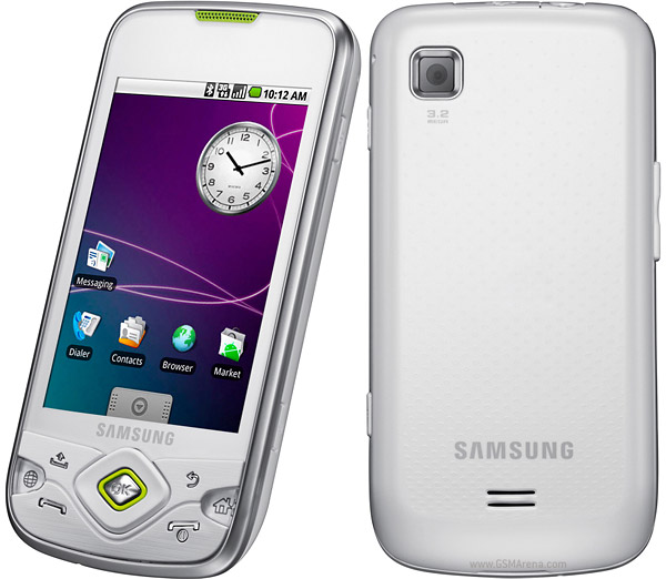 Samsung I5700 Galaxy Spica pictures  official photos