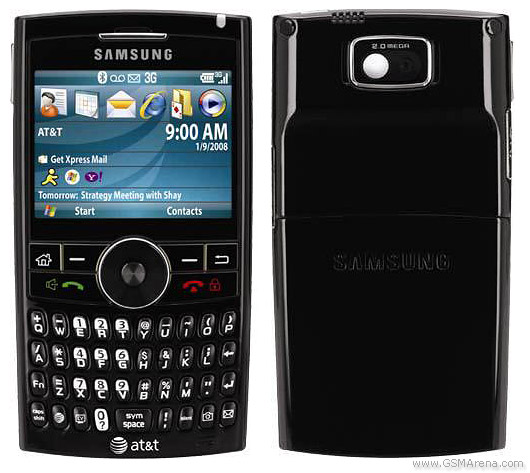 Samsung i617 BlackJack II pictures  official photos