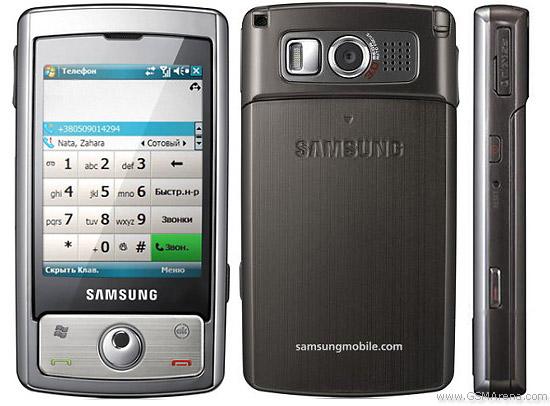 Spesifikasi Samsung i740