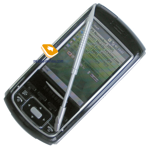 Mobile review com Review GSM communicator Samsung SGH