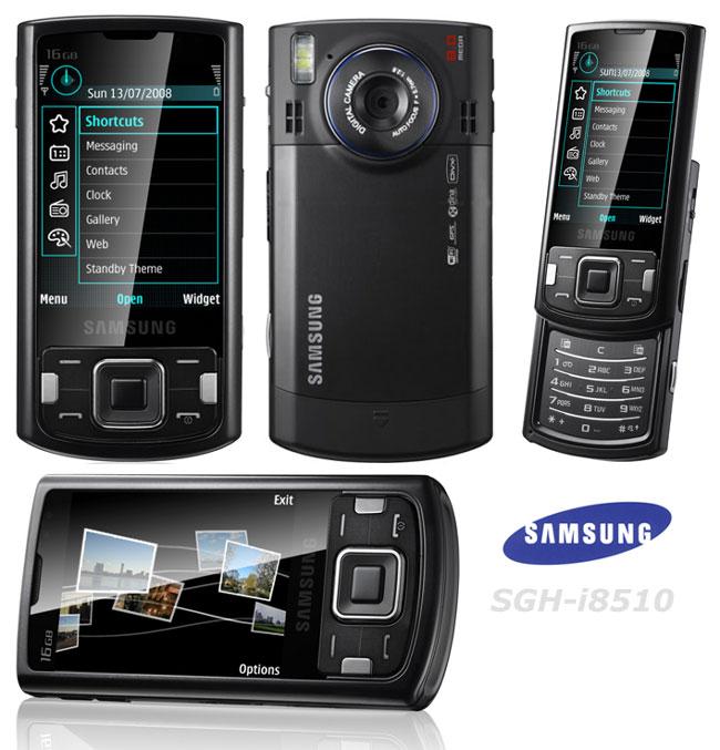 Samsung GT I8510 Innov8 8MP 8GB ALL Accessories   Tk  7 999