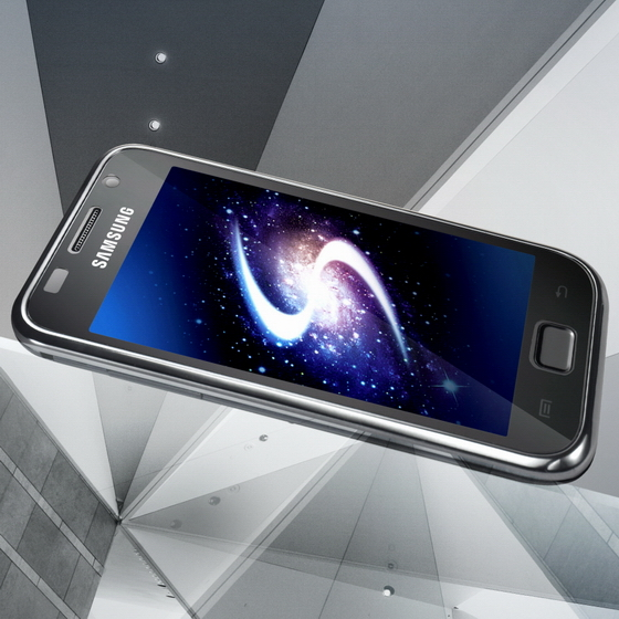 New Samsung Galaxy S Plus i9001 to come with Android 2 3