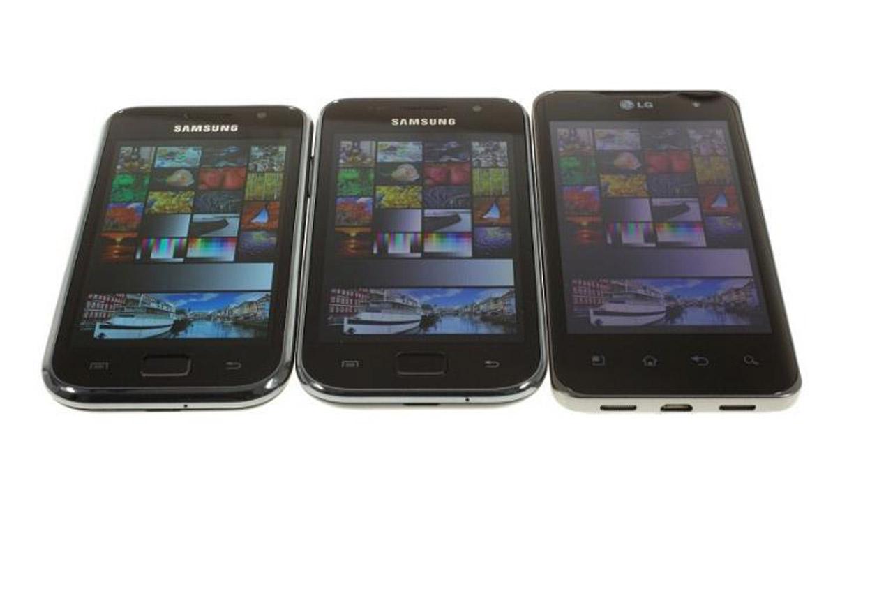 Samsung I9003 Galaxy Sl Android Smartphones