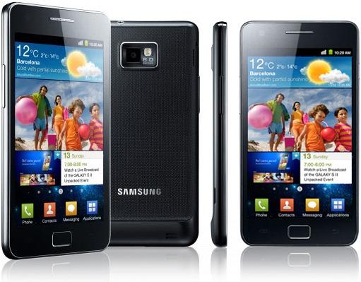 The Samsung I9100 Galaxy S II features a 8  Megapixel Camera  A2DP