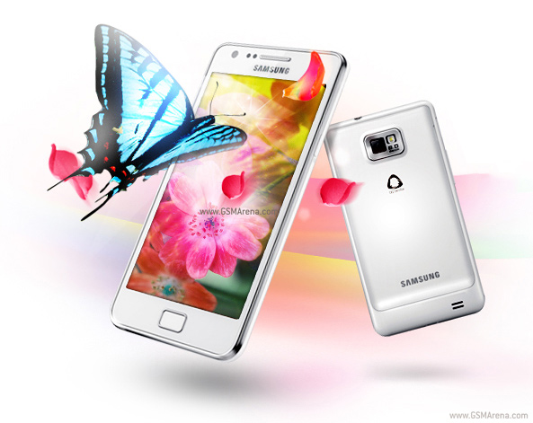 Samsung I9100G Galaxy S II pictures  official photos