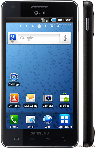 Samsung I997 Infuse 4G pictures  official photos