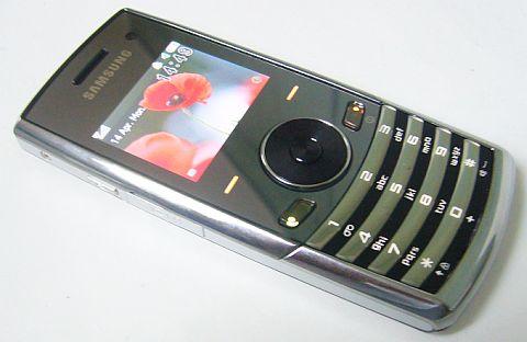 Samsung SGH L170 review