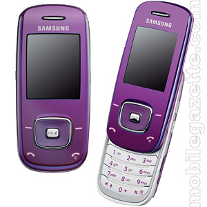 Samsung S730i  L600 and P260   Mobile Gazette   Mobile Phone News
