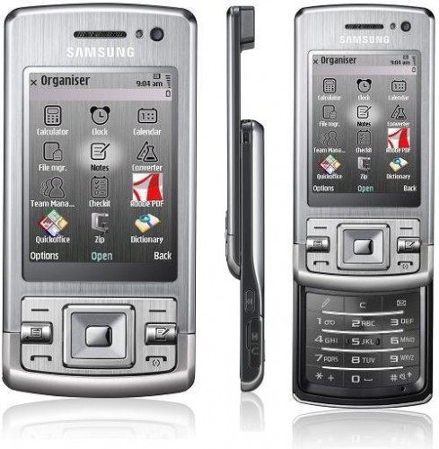 Buy Samsung L870   Classic Mobile Phone   Retrons