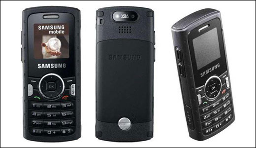 Ruggedized Samsung M110 Phone