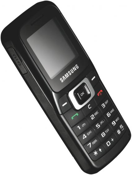 Samsung M140 is a mobile phone in the bar form factor  The phones