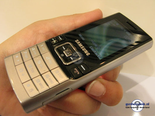 Samsung M200 A very stylish slim Multim phone in cheap price   Tk