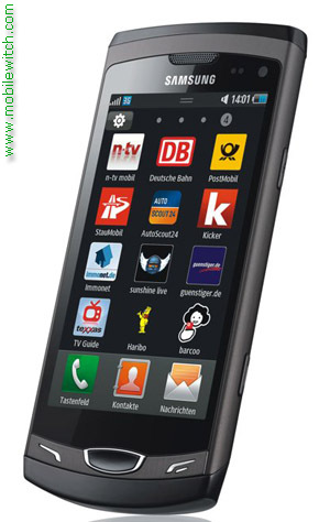 Samsung M210S Wave2 pictures  official photos   MobileWitch