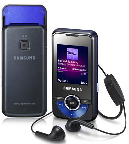 Samsung M2710 Price in India   Beat Twist mobile handset